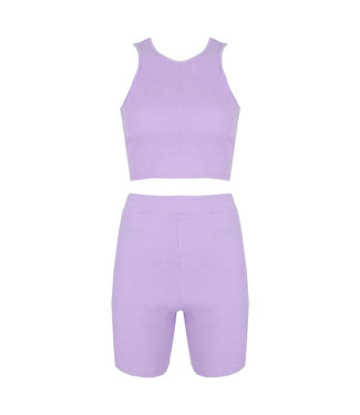 SELECTED BY DIORDIE Maeve Two-Piece Lilac