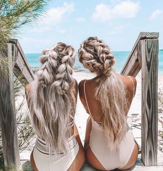 5 x de leukste zomerse haarstijlen!