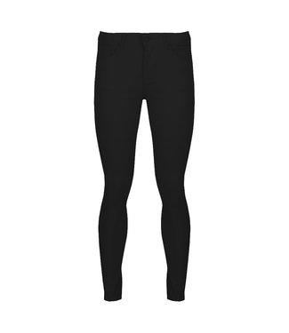 SELECTED BY DIORDIE Leather Pants Black