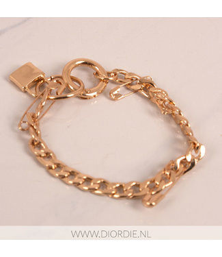 SELECTED BY DIORDIE Rocky Chain Bracelet