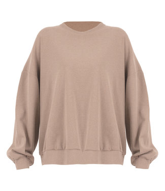 SELECTED BY DIORDIE Soft Camilla Sweater Beige