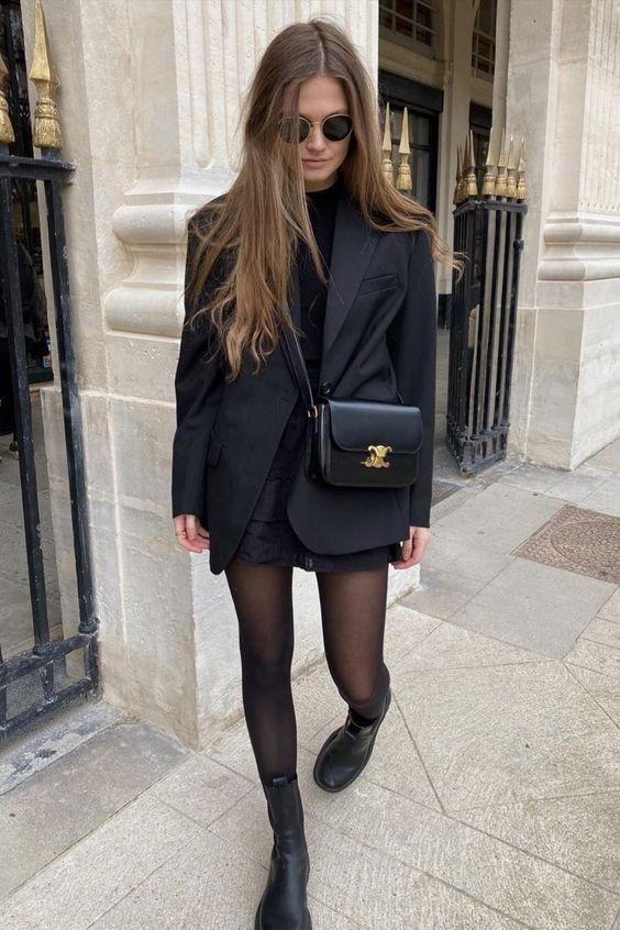 The blazer trend