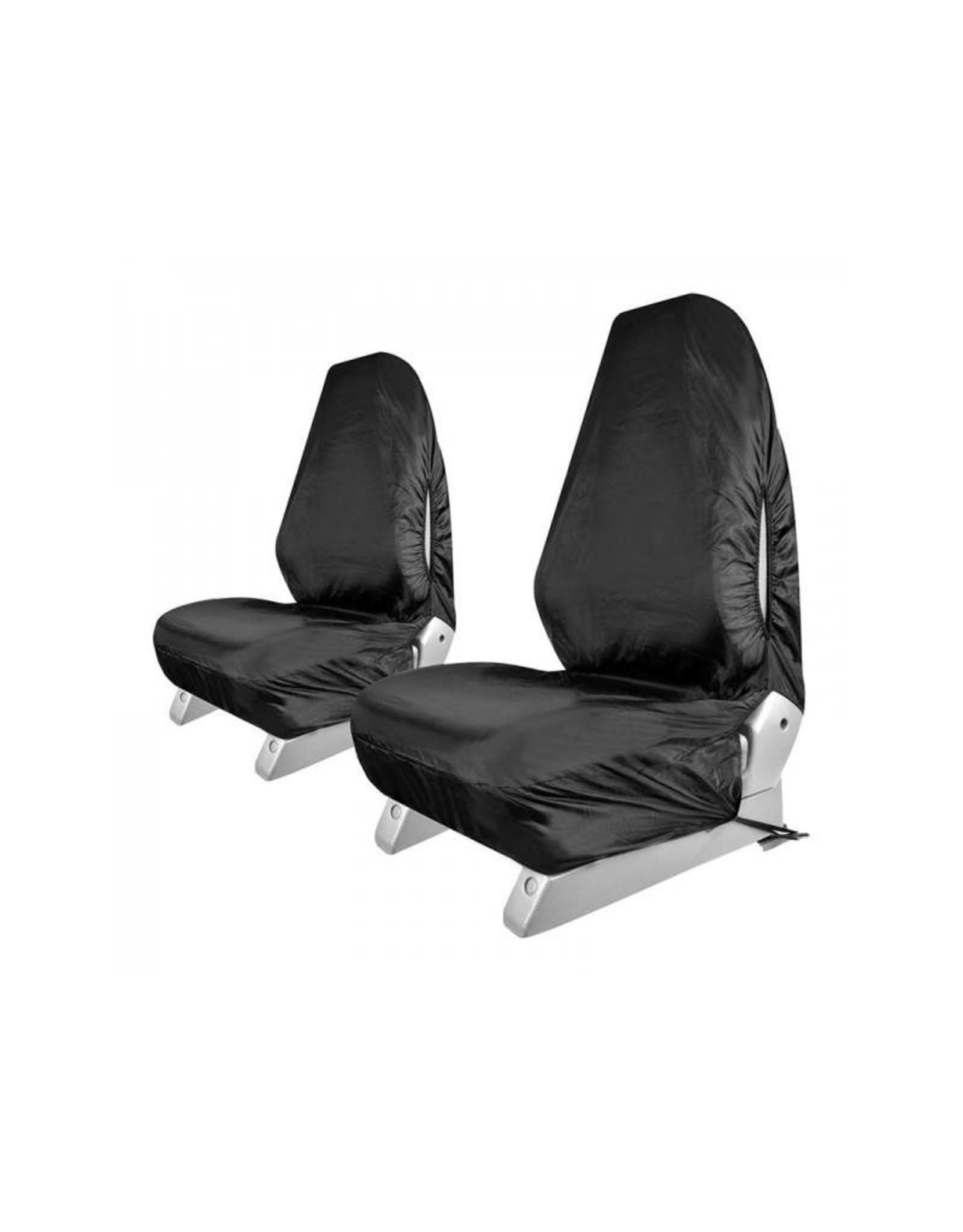 Autostoelbeschermer set van 2 stuks