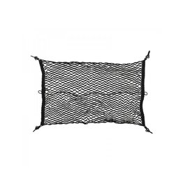 Bagagenet elastisch 80x50cm met kunststof haken NS-3