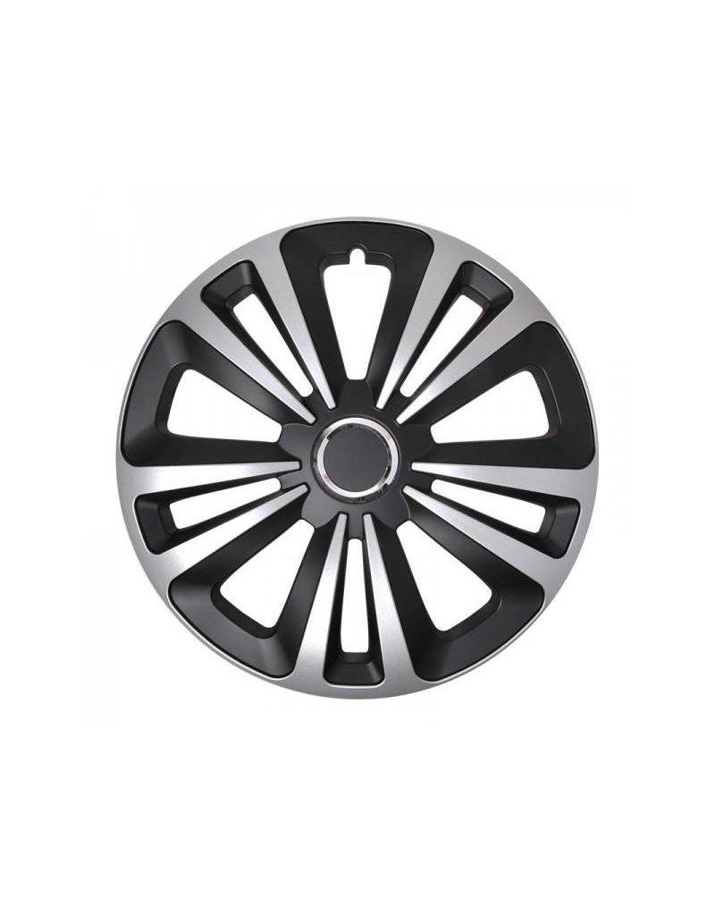 Wieldopset Terra zilver/zwart 13 inch