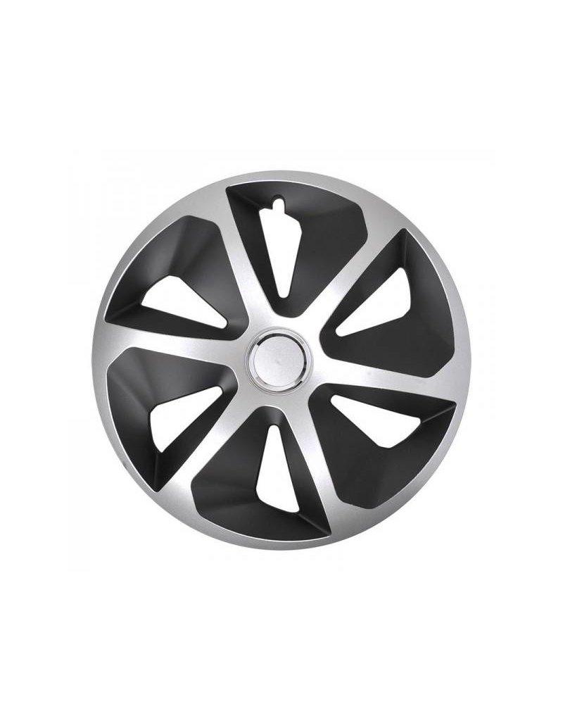 Wieldopset Roco zilver/zwart 13 inch