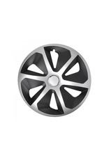 Wieldopset Roco zilver/zwart 14 inch