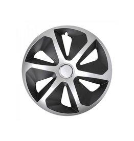 Wieldopset Roco zilver/zwart 15 inch
