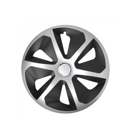 Proplus Wieldop Roco zilver/zwart 16 inch