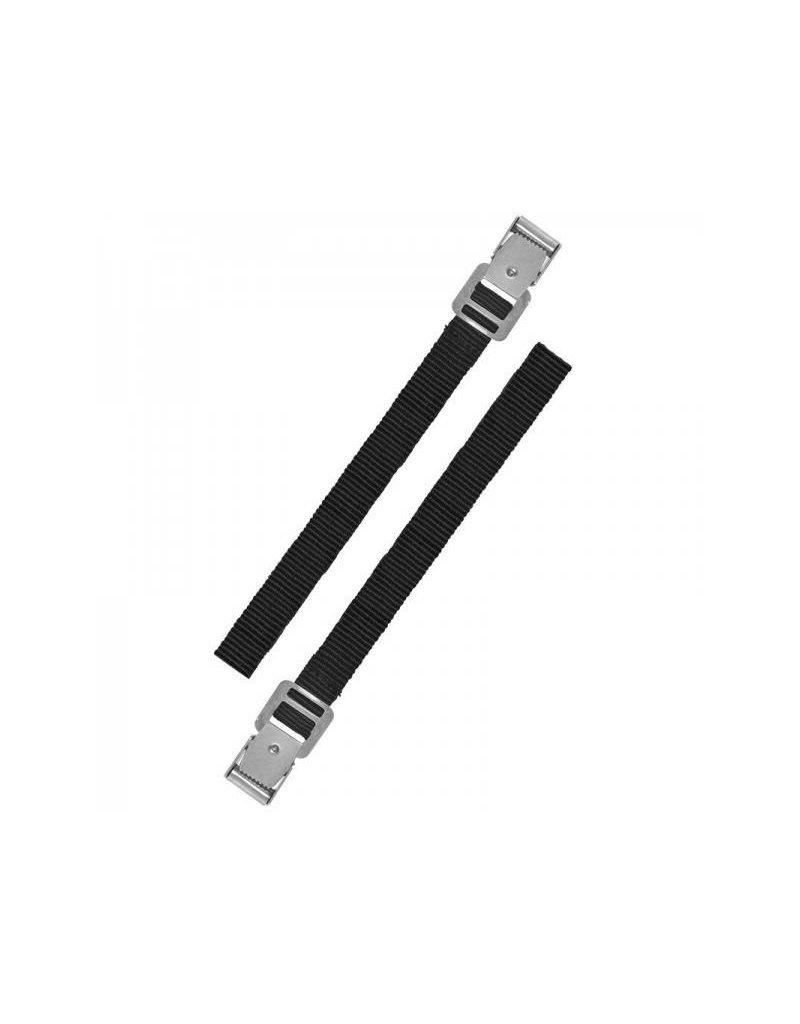 Proplus Bindriemen met metalen gesp 18mm-30cm set van 2 stuks