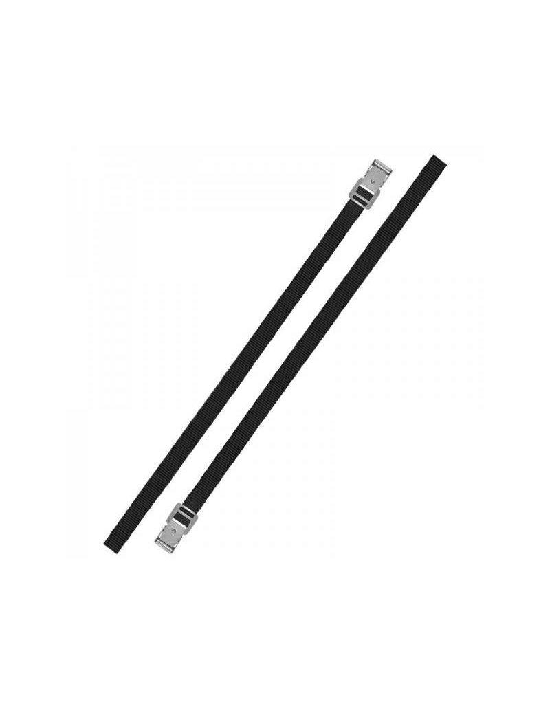 Proplus Bindriemen met metalen gesp 18mm-150cm set van 2 stuks