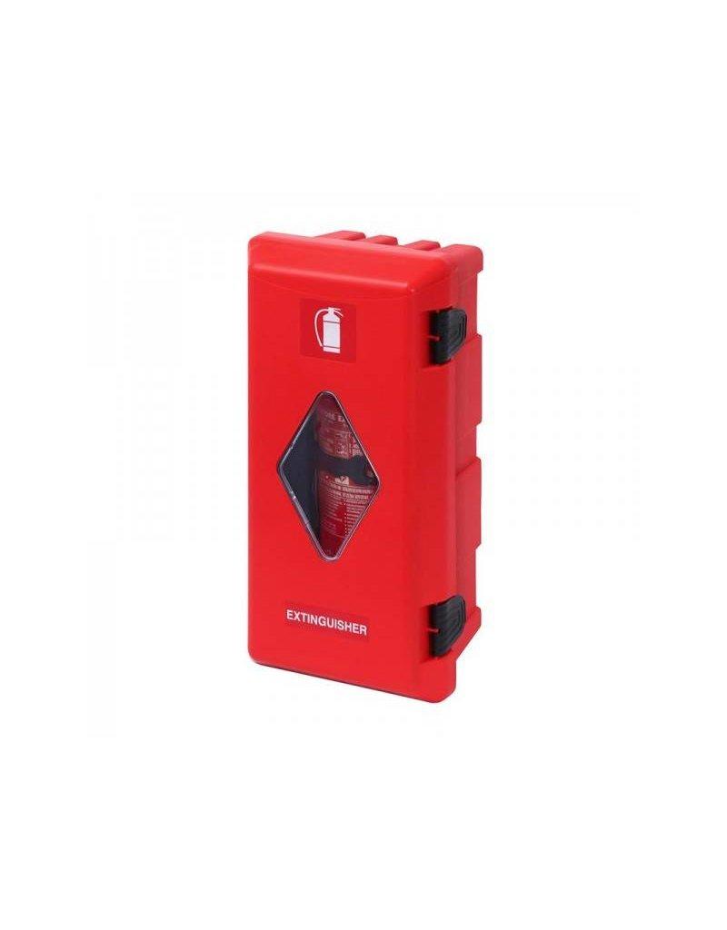 Proplus Brandblusserbox ø150-170mm met zichtvenster