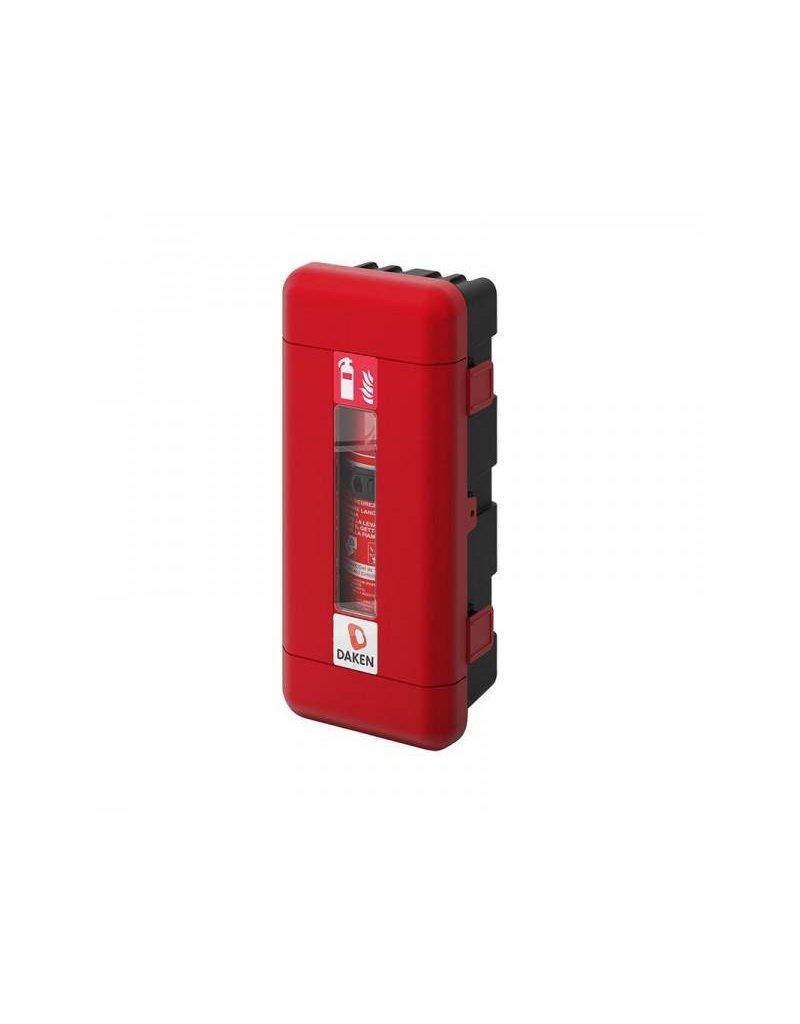 Proplus Brandblusserbox ø170-190mm rood/zwart