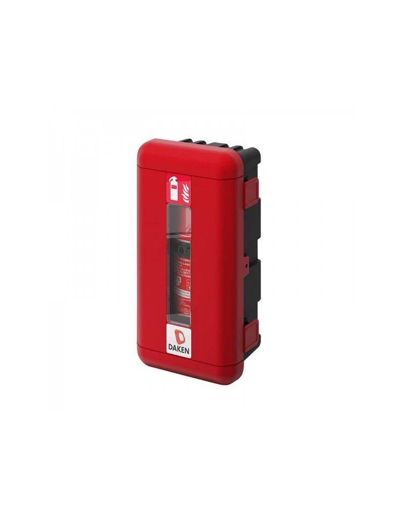 Proplus Brandblusserbox ?150-170mm rood/zwart