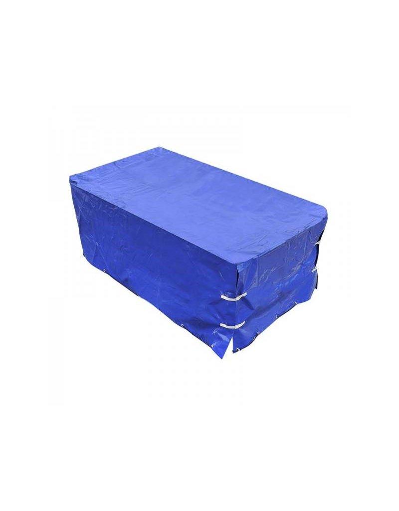Aanhangerhuif met elastisch koord 2090x1140x880mm