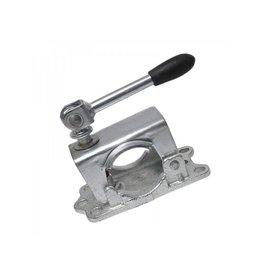 Proplus Klem 48mm gietijzer met kantelbare hendel voor neuswiel