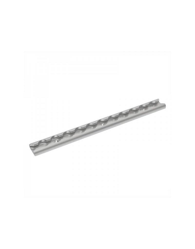 Proplus Bindrail aluminium 30cm