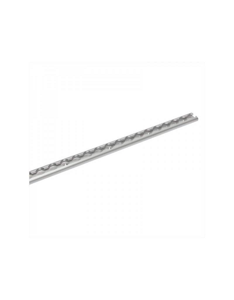 Proplus Bindrail aluminium 100cm