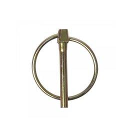 Proplus Borgpen 4,5mm met ring 2x
