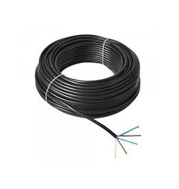 Proplus Kabel 5x0,75mm² op rol 50M