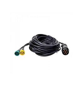 Proplus Kabelset 7M met stekker 7-polig en 2x connector 5-polig