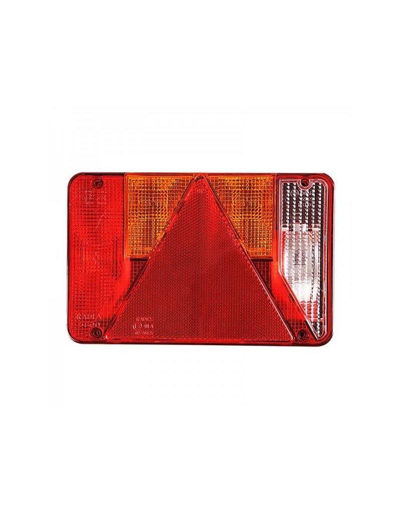 Proplus Achterlicht 6 functies 218x140mm rechts