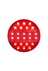 Achterlicht 12/24V 3 functies 140mm STF LED