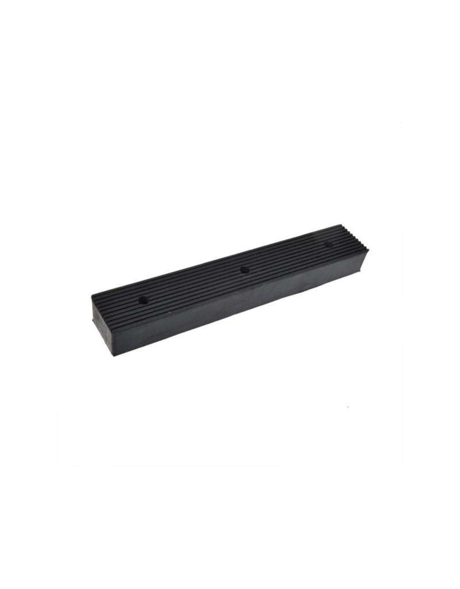 Kimblok zwart 345x58x35mm