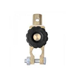 Proplus Accupoolklem (-) 17,5mm met stroomonderbreker