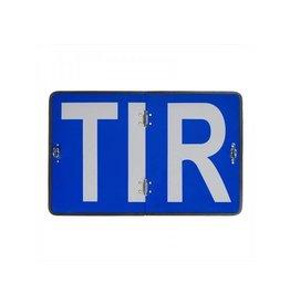 """Markeringsbord aluminium """"TIR"""""""