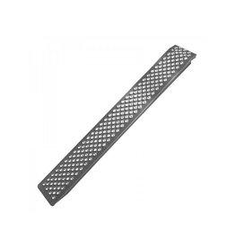 Oprijplaat aluminium 150x21cm 200kg per stuk T?V/GS