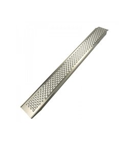 Oprijplaat aluminium 180x21cm 200kg per stuk