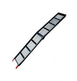 Oprijplaat staal vouwbaar 203x28cm 340kg per stuk