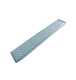 Proplus Oprijplaat aluminium 183x25cm 500kg per stuk