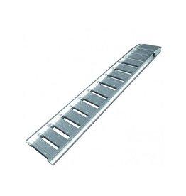 Proplus Oprijplaat aluminium 210x35cm 500kg per stuk