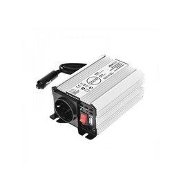 Proplus Omvormer 12V-230V 200W/400W + USB