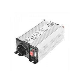 Proplus Omvormer 12V-230V 300W/600W + USB