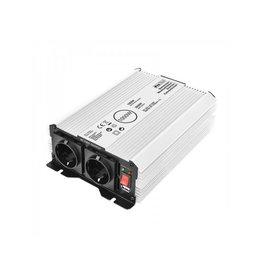 Proplus Omvormer 12V-230V 1000W/2000W + USB