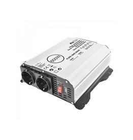 Proplus Sinus-omvormer 12V-230V 600W/1200W + USB