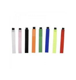 Kabelbinders klittenband set van 8 stuks