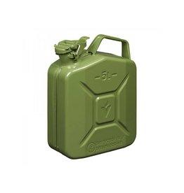 Proplus Jerrycan 5L metaal groen UN- & T?V/GS-gekeurd