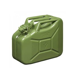 Proplus Jerrycan 10L metaal groen UN- & T?V/GS-gekeurd