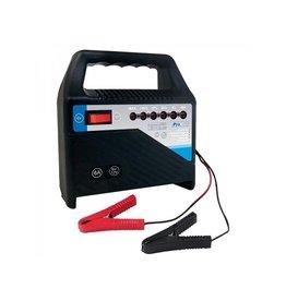 Acculader 6V/12V 6Amp.