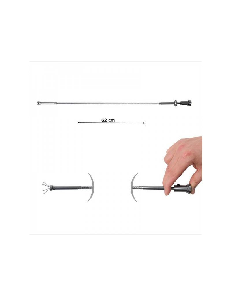 Proplus Flexibele magnetische grijper met 1LED