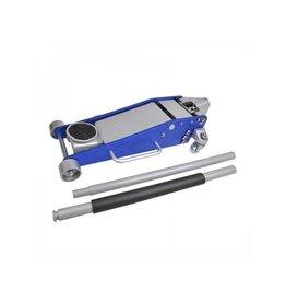 Garagekrik 3 ton aluminium/staal laag profiel