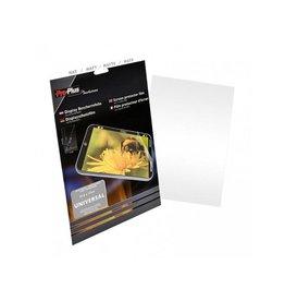 Display beschermfolie 1 stuk Universeel 25,6x17cm - Mat