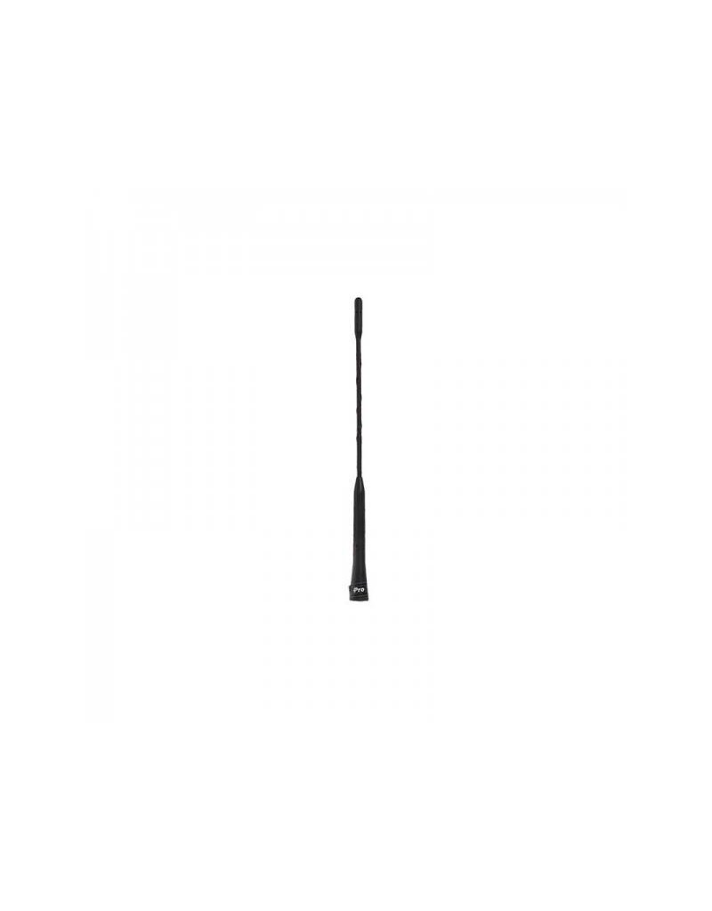 Proplus Auto antenne 23cm incl. M5 & M6 adapters