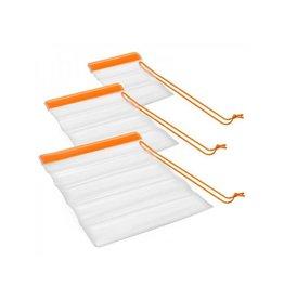 Proplus Waterdichte tassen set van 3 stuks S/M/L