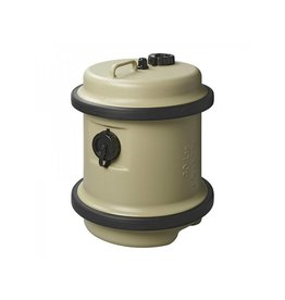 Aquaroll schoonwatertank 40L beige