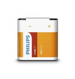 Philips Philips Longlife batterij 4,5V in blister